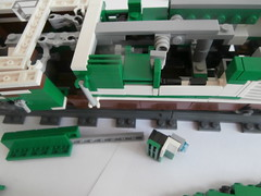 Power Car Vent detail (Davidzq) Tags: train lego amtrak cascades passenger pf talgo moc 7wide