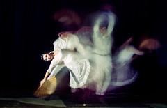 Espritus. (JuampiAvila) Tags: light painting dance dancers danza spirits flamenco bailarines