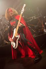 Grailknights (Joana Rieck) Tags: costumes music face rock metal canon eos break bass guitar live stage your hardcore superhero pancake alternative grailknights superheldenmetal