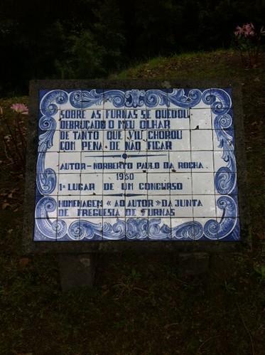 Azores plaques
