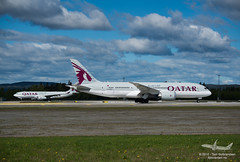 Qatar & Qatar Cargo - A7-BCU & A7-AFF - B787-8 Dreamliner & A330-200F (Aviation & Maritime) Tags: norway cargo airbus boeing a330 osl gardermoen qatar b787 engm qatarairways oslolufthavngardermoen cargoplane airbus330 osloairport boeing787 b7878 osloairportgardermoen qatarcargo boeing7878 a330200f boeing7878dreamliner b787dreamliner airbus330200f a7aff a7bcu