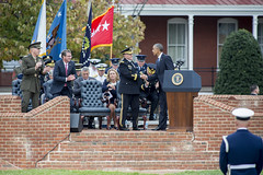 Dempsey retires: Marine Gen. Joseph F. Dunford Jr., becomes 19th Chairman of the Joint Chiefs of Staff during joint base ceremony (Joint Base Myer-Henderson Hall) Tags: soldier army hall marine war king martin general fort military capital responsibility national corps e change ash leader dempsey carter marines secretary dod henderson chairman region defense base obama department mchugh officer pentagon nell joint chiefs forces myer callahan dunford armed guv barack commandant summerall cjcs jbmhh pentagramnewspaper