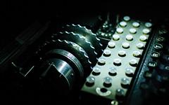 Enigma Crypto Machine (Latente  www.latente.it) Tags: germany wwii enigma explore crypto alanturing turing 4k 4096