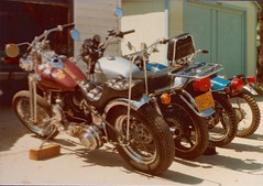 Craig's Rides (NESR 1978) Tags: vintage chopper winnipeg motorcycles manitoba motorcycle nesr nesr1978