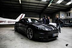 Aston Martin DBS (gfardeau) Tags: france ledefrance fr lognes
