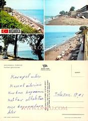 Akçakoca - Düzce (talatwebfoto1) Tags: şehir parçalı akçakoca düzce renkli arkasıyazılı 1970sonrası