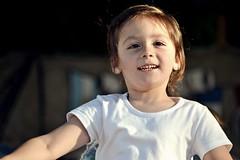 girl (eugenia.mazza) Tags: portrait white colour argentina girl smile happy kid buenosaires nikon colours child bs niña sonrisa feliz bsas as d3100