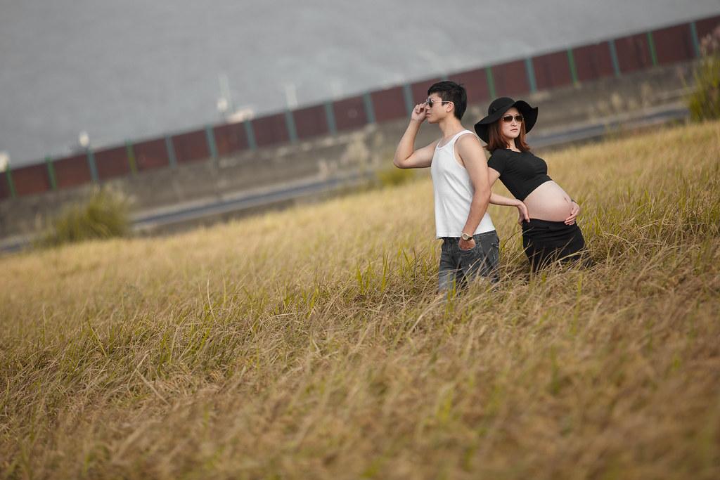 孕婦寫真,孕婦攝影,公園孕婦,稻田孕婦,海邊孕婦,時尚孕婦,Lion&Lys37