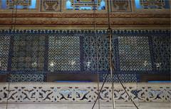 Blue Mosque tilework