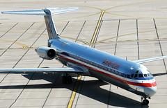 MD-82 N480AA (707-348C) Tags: arizona phoenix american passenger douglas americanairlines airliner phx aal mcdonnell skyharbor jetliner mcdonnelldouglas md82 kphx n480aa