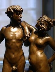Frederick MacMonnies (ktmqi) Tags: museum bronze washingtondc erotic artgallery exhibition classical nudewoman mythology nudeman frederickmacmonnies americanart frenchpostcard smithsonianamericanartmuseum venusandadonis