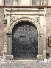 Krakov, portály (16) (ladabar) Tags: portal kraków cracow cracovia krakau krakov portál
