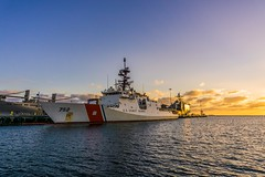 USCGC Stratton (BMGoff) Tags: ocean california blue sunset sea coastguard coast san ship sandiego military sony awesome guard diego epic swag uscg a6000 anchoraward