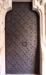 Krakov, univerzita (16) (ladabar) Tags: door doorway kraków cracow cracovia krakau krakov dveře