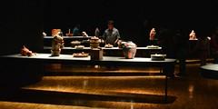 At the Museo de arte moderno (5) (Carl Campbell) Tags: mexicocity ceramics museodeartemoderno franciscotoledo