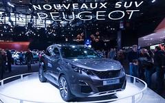 Salon de l Auto 2016 (David-photopixel-bzz) Tags: auto vhicule salon paris france peugeot suv 3008 voiture