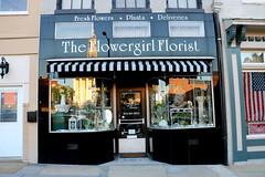 The Flowergirl Florist (jschumacher) Tags: virginia petersburg petersburgvirginia storefront vitrolite