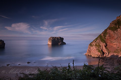 Playa Ballota. Asturias (mikelnazabal) Tags: playaballota llanes hyperfocal haidagnd09 haidadn30