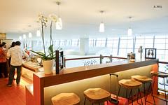 Bar counter (A. Wee) Tags: terminal3 cgk jakarta  airport  garudaindonesia lounge bar