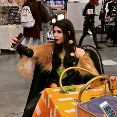 Loki selfie (maratfattakhov) Tags: instagramapp square squareformat iphoneography uploaded:by=instagram ludwig loki marvel avengers crossplay