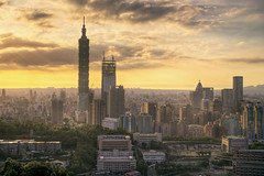 IMG_3543_4_5_6_7_tonemapped (Cookie Chang X ) Tags:             skyline taipei taiwan canon 6d 101