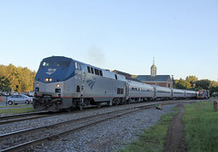 Amtrak 15 With 2 Different Trains -- 4 Photos (railfan 44) Tags: amtrak