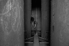 'Untitled' (Romany WG) Tags: nude naked beautyindecay urbex abandoned factory industry industrial landscape sensuous sensual