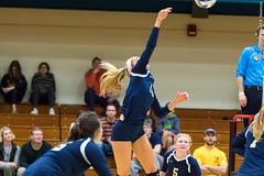 2016-10-14 Trinity VB vs Conn College - 0186 (BantamSports) Tags: 2016 bantams college conncollege connecticut d3 fall hartford nescac trinity women ncaa volleyball camels