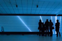 We and She... (dlorenz69) Tags: ausgrenzung modern art museum frankfurt identity identitt gruppe exclusion single loneliness einsamkeit szenerie scene teil moderne kunst mmk stigmatizing stigmatisierung stigma
