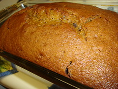 Pumpkin Bread. (dccradio) Tags: lumberton nc northcarolina robesoncounty bread quickbread food eat pumpkinbread baking baked cooking homeade sweets treat