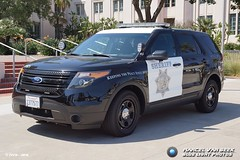 San Diego County SO - Ford Police Inteceptor (23571) (Falcon1366) Tags: police policecar patrol america usa san diego county sheriff ford interceptor suv