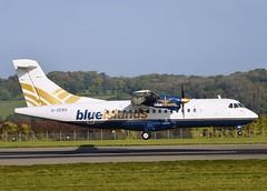 Photo of Blue Islands ATR42-320 G-ZEBS
