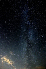 Milky Way (Peter Sincock) Tags: space canon eos70d tokina1224 milkyway galaxy cornwall dark outside skies sky