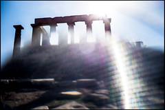 20161120-091 (sulamith.sallmann) Tags: antik antike attika blur building effect effekt filter folientechnik gebude greece griechenland kapsounio poseidontempel sounio tempel temple unscharf grc sulamithsallmann