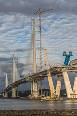 Oct2016_002 (Jistfoties) Tags: forthbridges newforthcrossing queensferrycrossing pictorialrecord forth southqueensferry construction civilengineering