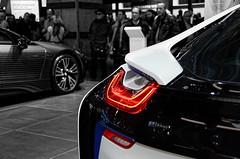 BMW i8 (Joseph Trojani) Tags: bmw bmwsafetycar safety car safetycar bmwm m bmwm2 nikon d7000 salondelautomobileparis2016 auto motor show paris motorshow