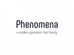 Get Phenomena: A free font family in 7 weights (vectorarea) Tags: fonts freefontbest sansserif