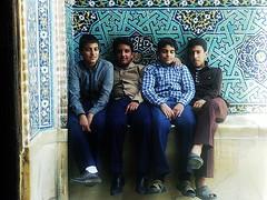 Yazd, Iran (allainG) Tags: yazd iran persia schoolboys