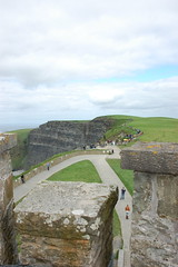 Cliffs of Moher from O'Brien's Tower (ManuWolf) Tags: cliffsofmoher aillteanmhothair coclare ireland