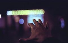 35mm Bokeh (Leon.Antonio.James) Tags: 35mm 35mmfilm 50mm analog analogue beliveinfilm buyfilmnotmegapixels bokeh color cinematic dustgrainandscratch kodakektar100 film filmisnotdead filmisalive filmsnotdead grain hand ishootfilm ilovefilm ifyouleave kodak leonantoniojames longlivefilm light neon nikkor nikonf100 shootfilmstaypoor street shadow barcelona