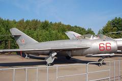 66 Red Mikoyan Mig-17F (johnyates2011) Tags: 66red mig mikoyan mikoyanmig17 mig17