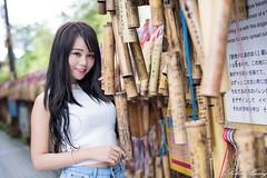 DSC_2124 (Robin Huang 35) Tags: 孫卉彤 candy 平溪 菁桐 菁桐車站 遊拍 lady girl d810 nikon