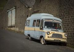 Van 190F (Camera_Shy.) Tags: vintage old bedford van camper retro car