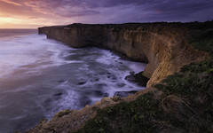 The Great Ocean Road (Bass Photography) Tags: portcampbell greatoceanroad victoria australia sunset ocean southernocean coastal