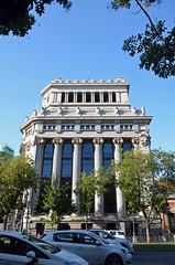Instituo Cervantes, Madrid (m_motylka) Tags: madrid madryt hiszpania españa otoño jesie autumn