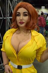 April O'Neil cosplay by Sofia Sivan at Rhode Island Comic Con 2016 (FranMoff) Tags: rhodeislandcomiccon costume flickr cosplay yellow tmnt april cosplayer 2016 apriloneil sofiasivan ricc