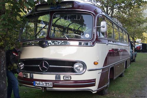 6g- Mercedes-Benz Bus - Rossfeld 2016