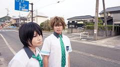 DSC04246.jpg (elyuu) Tags: freeiwatobiswimclub nagisa hazuki haruka nanase makoto tachibana iwami japan cosplay