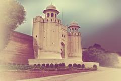 Shahi Qillah... Lahore Fort (Ayeshadows) Tags: lahore fort shahi qillah paktisan