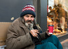Argyle Street (Charles Hamilton Photography) Tags: glasgow argylestreet beggar romanian streetphotography nikond750 50mm peopleinthecity characterstudy citycentre colourstreetportrait